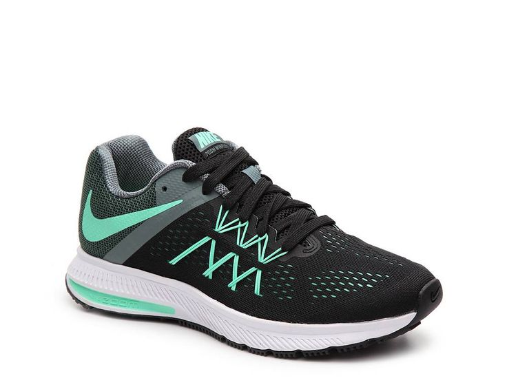 Nike Zoom Winflo 3 Lightweight Running Shoe - Womens | DSW