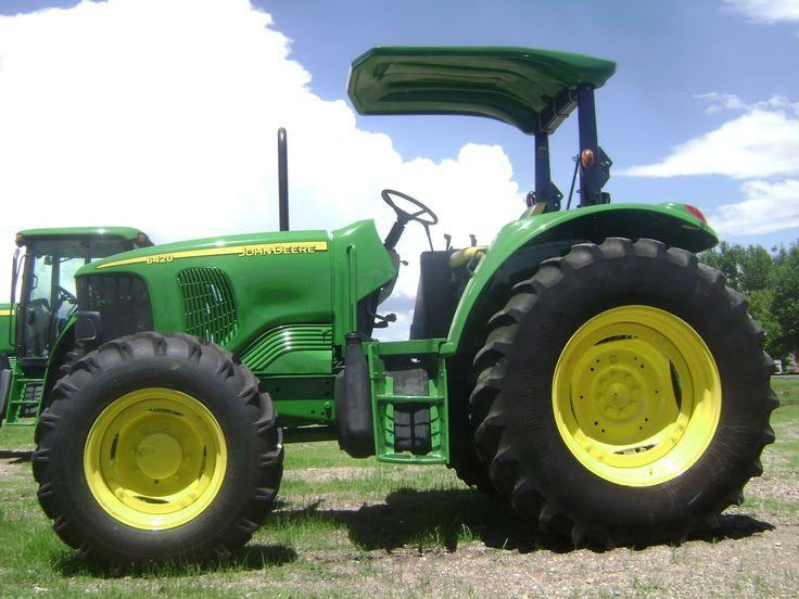 Tractor John Deere 6420 4x4 $27,000 Dlls. (OTRO)