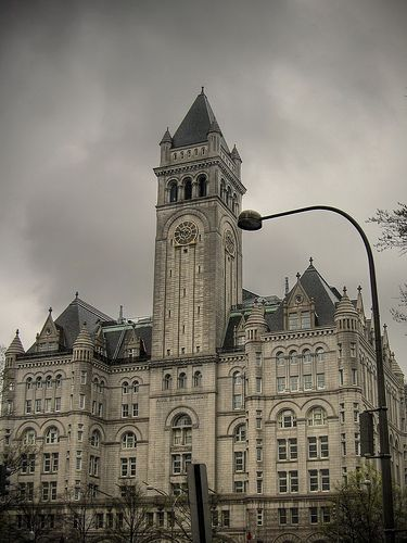 Washington DC, Old Post Office