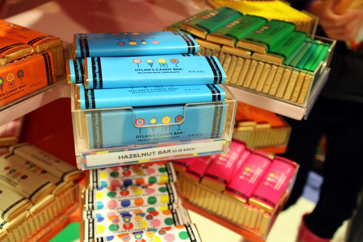 Stop in and indulge in a few chocolate bars. You won't regret it!