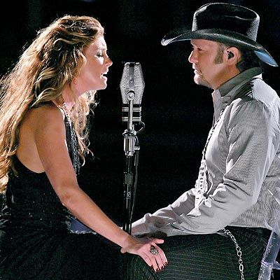 Tim McGraw & Faith Hill married since 1996