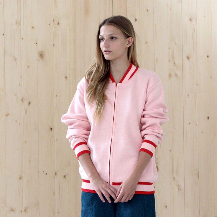 jacket AMBIENTE rose