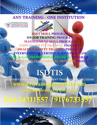 One Institute for your every need of Training & Development requirements   https://www.facebook.com/CORPORATEandTRAINING/videos/749117765245635/