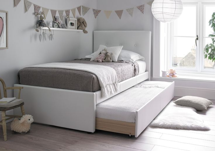 Extra Slim Under Bed Storage: 25+ Best Ideas About Single Trundle Bed On Pinterest