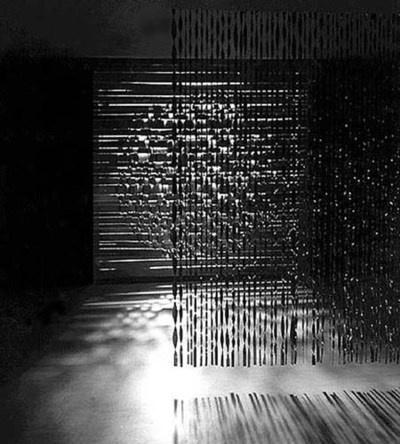 Light & Color study, M.I.T. Cambridge  Michio Ihara