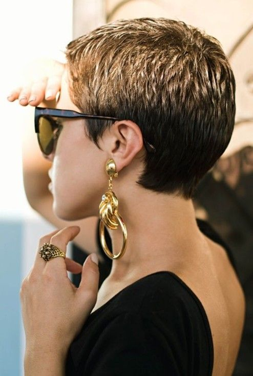 Short Haircuts for 2014 - Really Short Hairstyles