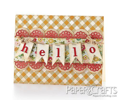 Becky Olsen - Paper Crafts magazine