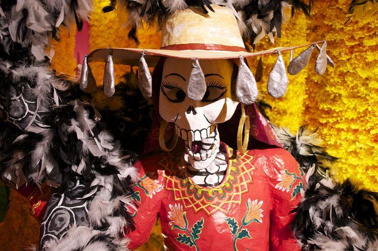 Lo #DíaDeLosMuertos: la #festività #PatrimonioUnesco - Lo #Día de los #Muertos: the festival #UNESCO #Mexico #Messico #November #Novembre #Cemetery