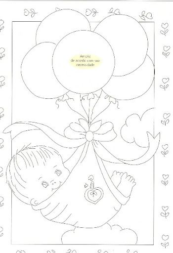 Much more difficult. Embroidery Pattern for New Baby. jwt
