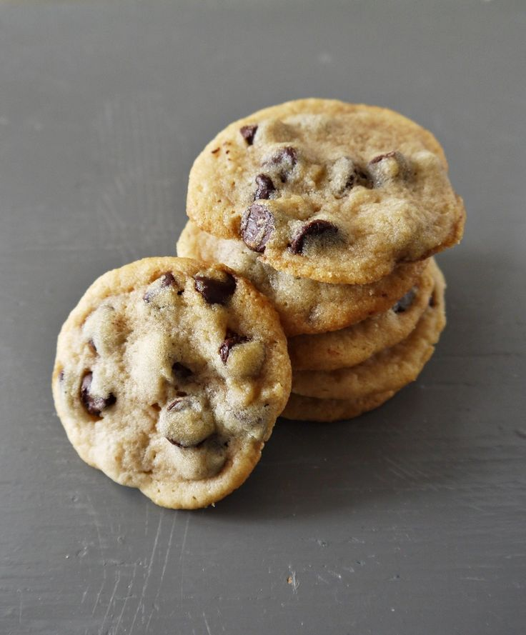 Here's an easy recipe to make a batch of the best chewy chocolate chip cookies ever and take a break to enjoy a yummy gooey treat. And they're vegan!