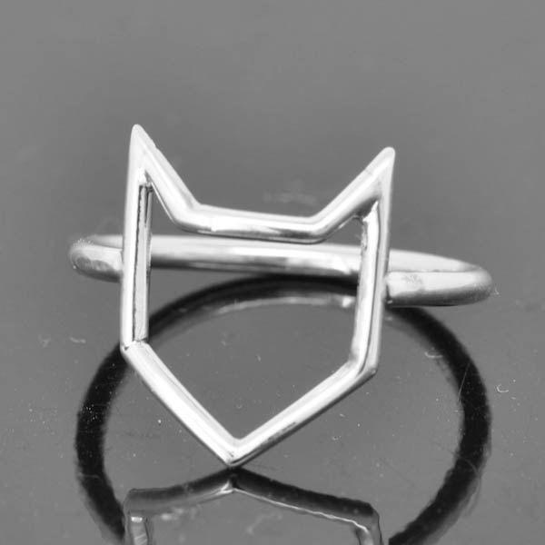 batman ring, super hero ring,  925 sterling silver, custom made, kids ring, kids jewelry by JubileJewel on Etsy