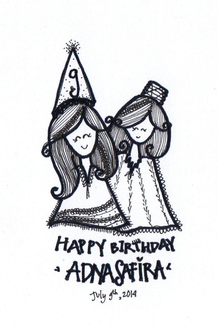 Selamat Ulangtahun Mbapia! <3