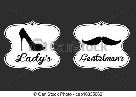 Bathroom Signs Vector Free 14 best bathroom signs images on pinterest | restroom signs