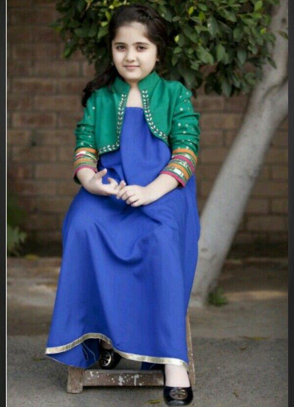 Little girl  dress 'maria b'