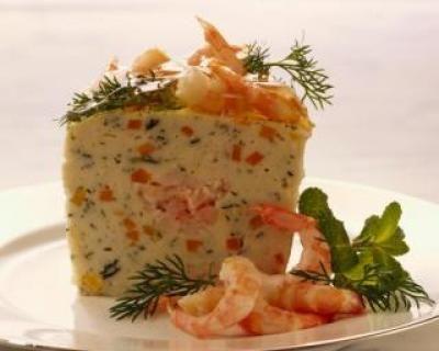Pain de saumon et crabe facile (rapide) - Une recette CuisineAZ