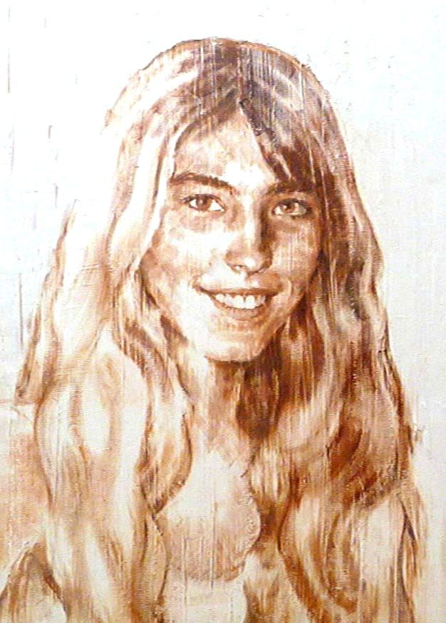 rostro -M. Isabel Barros Alcalde