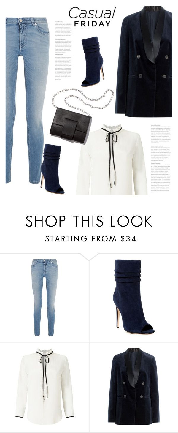 """Casual friday"" by bliznec ❤ liked on Polyvore featuring Givenchy, Halston Heritage, Miss Selfridge, Brunello Cucinelli and MM6 Maison Margiela"