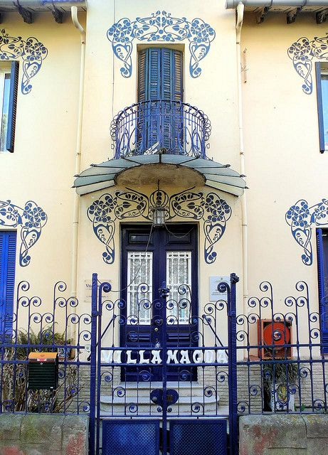 Barcelona - Colònia del Tibidabo 003 c by Arnim Schulz, via Flickr