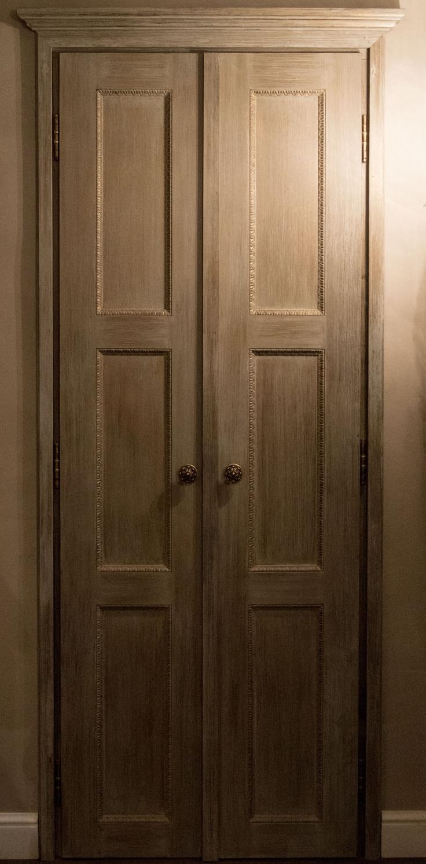 Armadio a muro o porta?