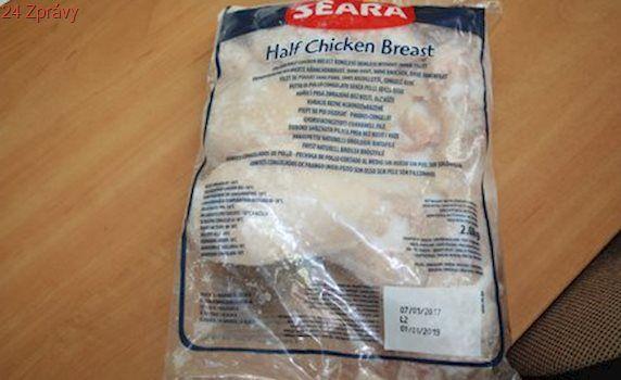 Veterináři stopli 30 tun masa z Brazílie. Byla v nich salmonela