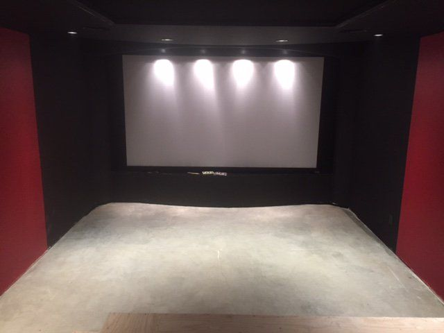 Best Paint Red For Theater Avs Forum Home Theater Discussions