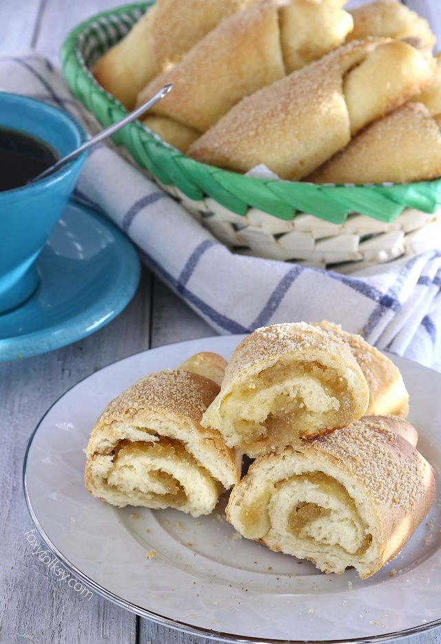 Learn how to make this delicious Filipino Spanish bread for your afternoon snack.   www.foxyfolksy.com
