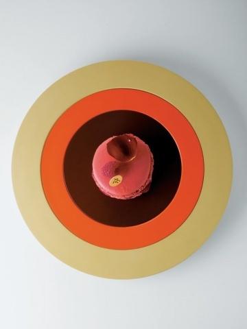 Essentiel de pâtisserie cake plate - Alessi cake plate - Matali Crasset - Epure Design