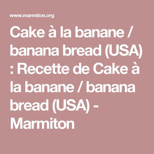 Tarte banane coco marmiton