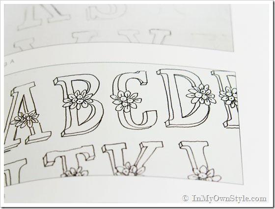 79 Best Fonts Galore Images On Pinterest