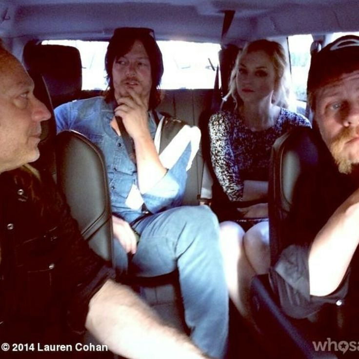 About normily on pinterest emily kinney norman and norman reedus