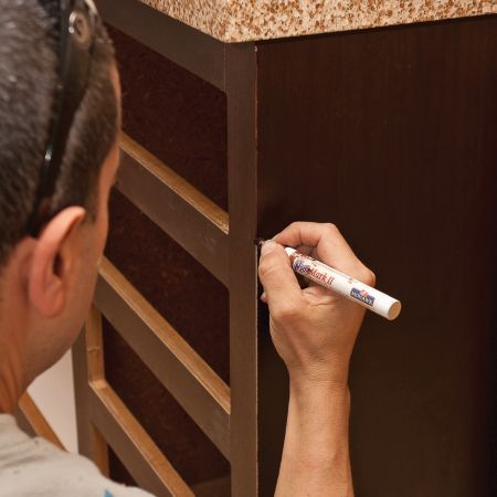 Expert tricks for resurfacing kitchen cabinets