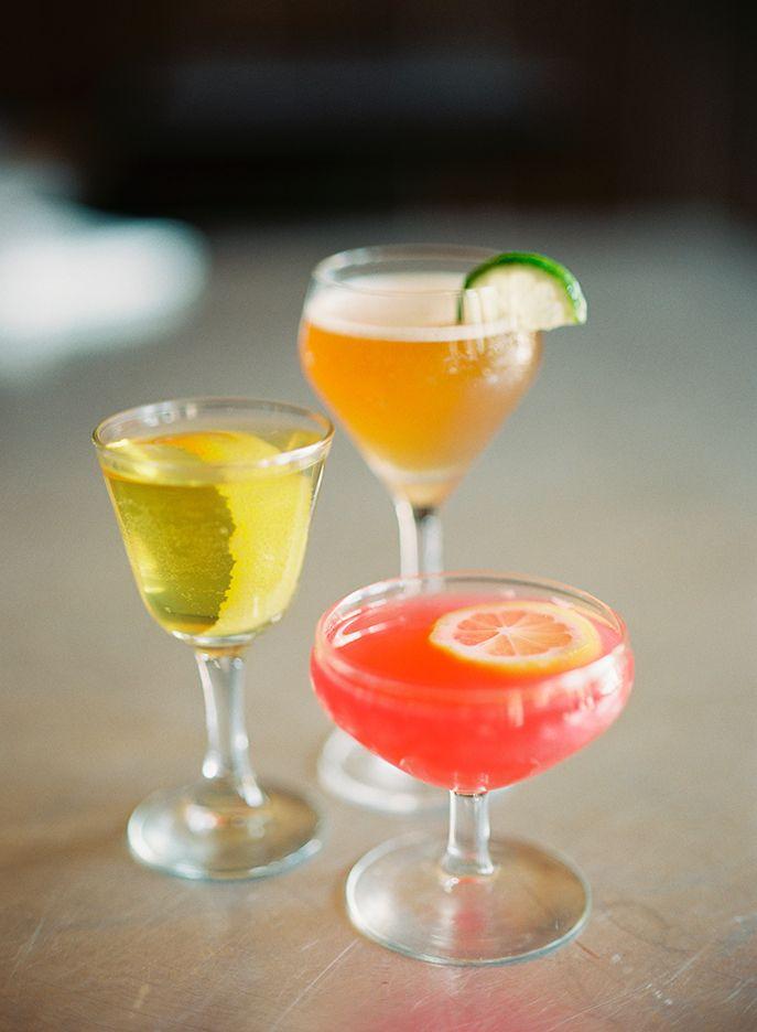 Pharmacie - Drinkist Talmadge Lowe creating wonderful concoctions!