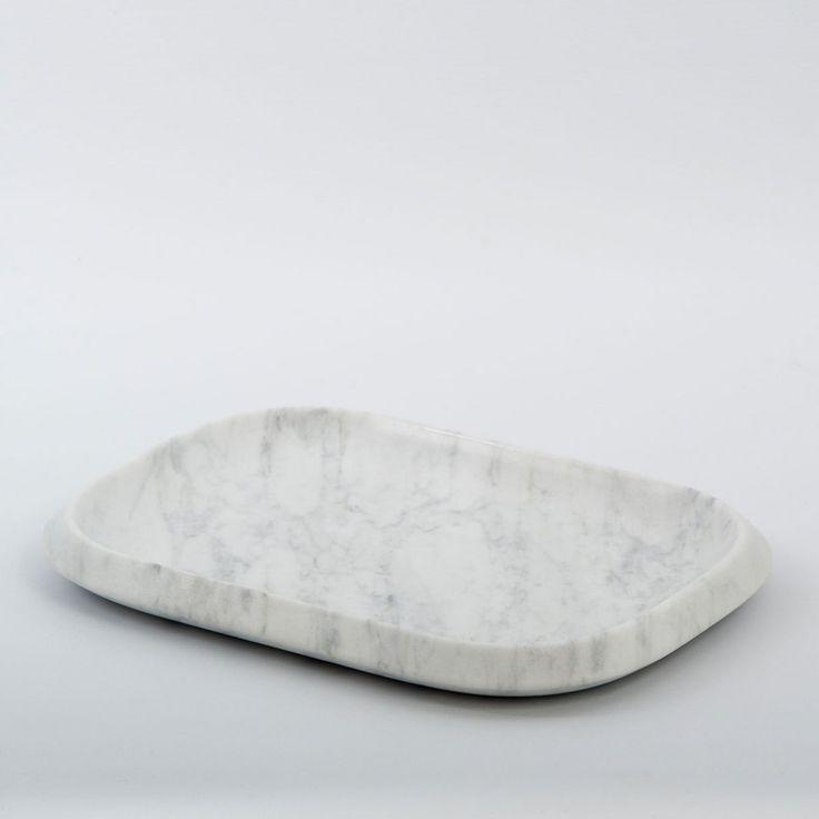 ORTE, tray and chopping board (turnable) for the Pietre Di Montillo collection by Claesson Koivisto Rune for Monitillo Marmi / Italy