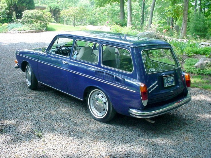 "VW squareback /=""Variant"" 1600, 1969-73"