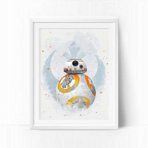 9 best Star Wars Nursery Wall Art images on Pinterest ...