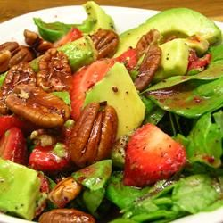 """Strawberry  Salad 