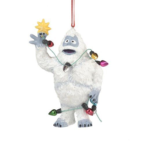 Department 56 Rudolph Bumble in Lights Ornament 3.5-Inch
