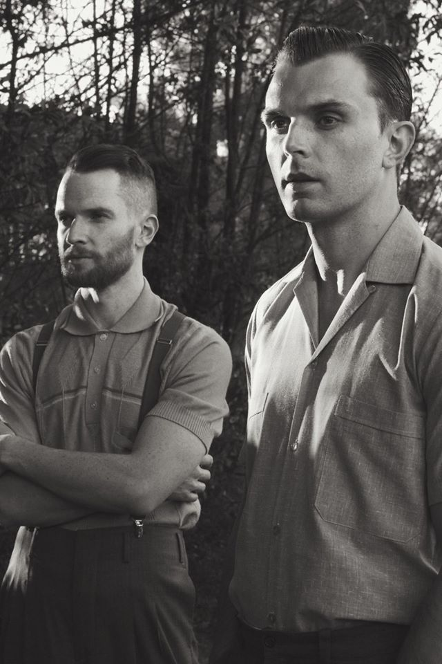 Adam Anderson & Theo Hutchcraft