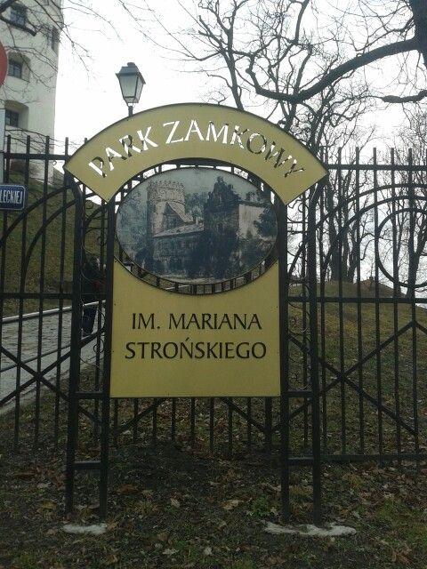 Park, Przemyśl