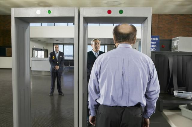 TSA Full Body Scanners and Pacemakers