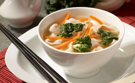 Epicure's Asian Noodle Soup  (Copyright © Epicure Selections)