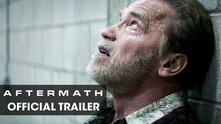 AFTERMATH starring Arnold Schwarzenegger | Official Trailer | In select theaters April 7, 2017