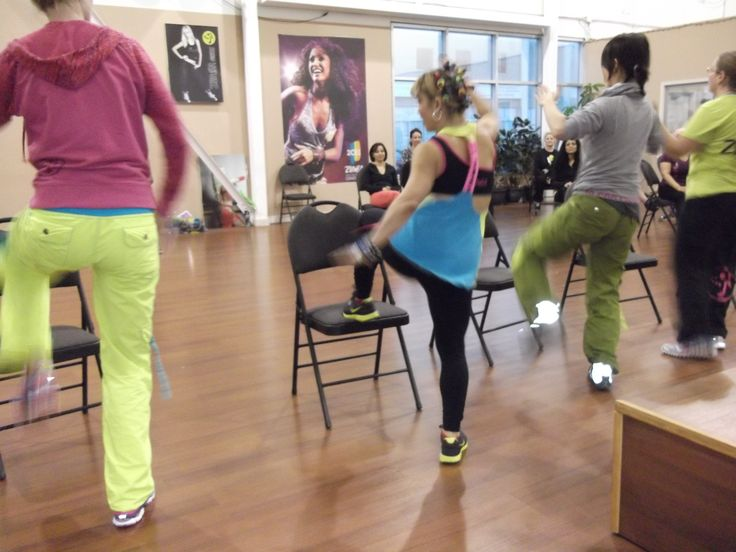 Pin by lisa cox on body sculpting pinterest for Chair zumba