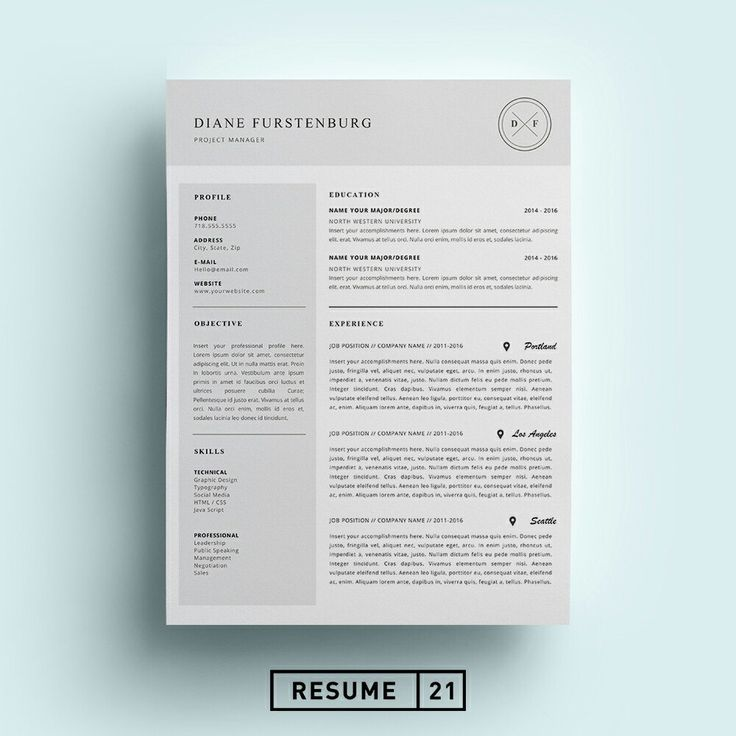 good objective on a resume%0A New resume available  Includes both US letter and a  sizes