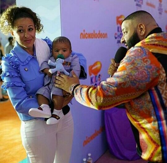 Phanney Diaries: GRAND: DJ KHALID, FIANCEE AND SON SPOTTED AT THE K...