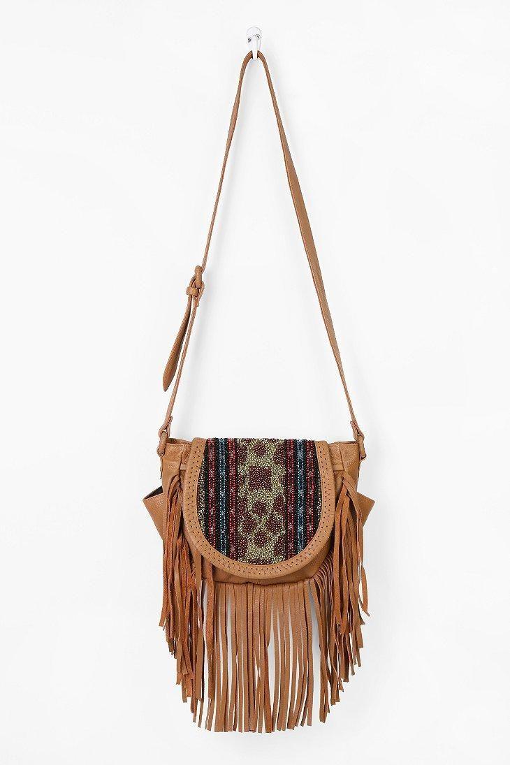 Cleobella Zaelynn Fringe Crossbody Bag