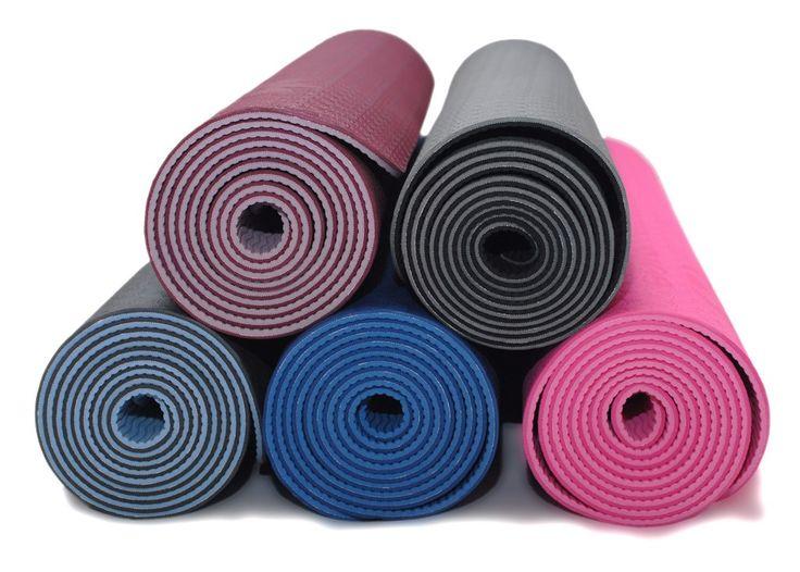 Коврики для йоги | 31 фотография
