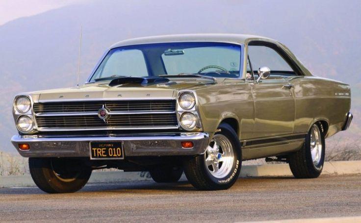 Ford Fairlane 1966 – 1967 – Ford Fairlane and Galaxie