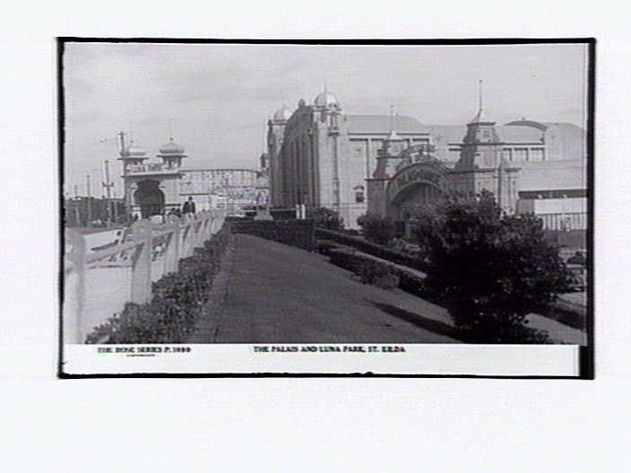 Palais - and Luna Park 1930's