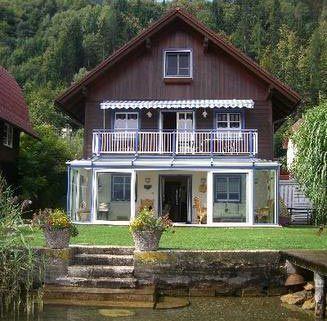 Ferienhaus Österreich mit Hund 4 Personen Bodensdorf am Ossiachersee